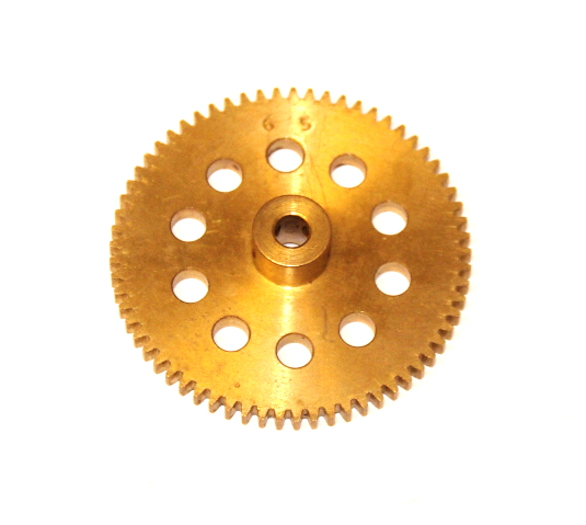 27k Spur Gear 65 Teeth Pre-Owned