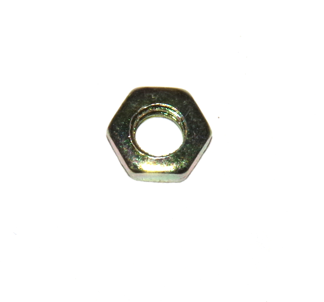 37a Hexagonal Nut Gold Passivate Original