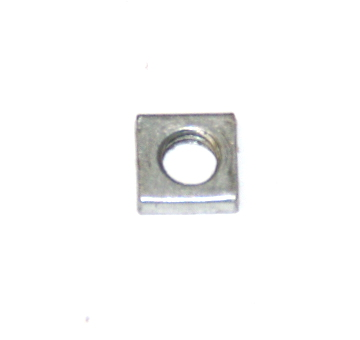 37a Square Nut Zinc Original
