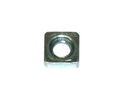 MECCANO PARTS NEW Lot square Part# A337 100 0037a Nut zinc