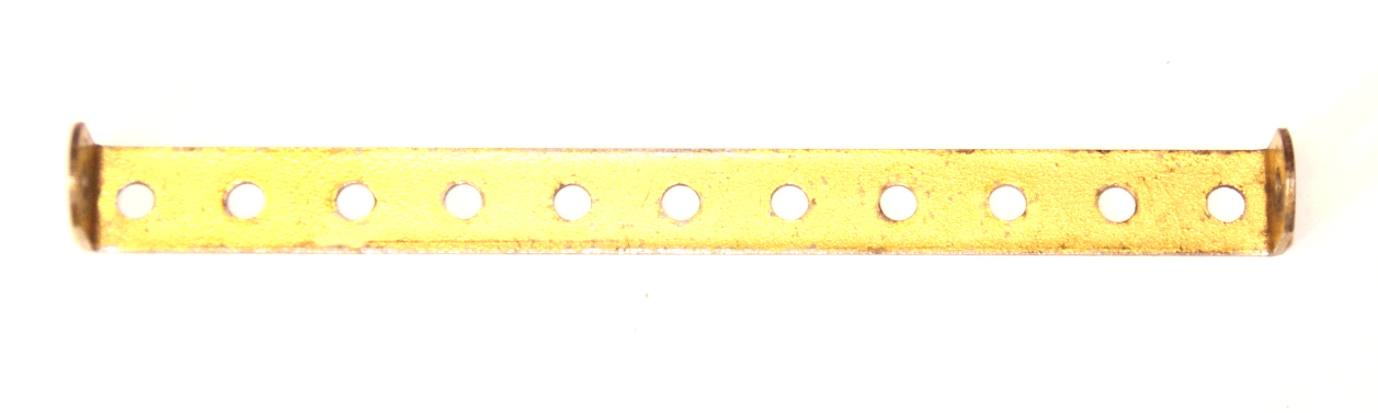 48d Double Angle Strip 1x11x1 Gold Original