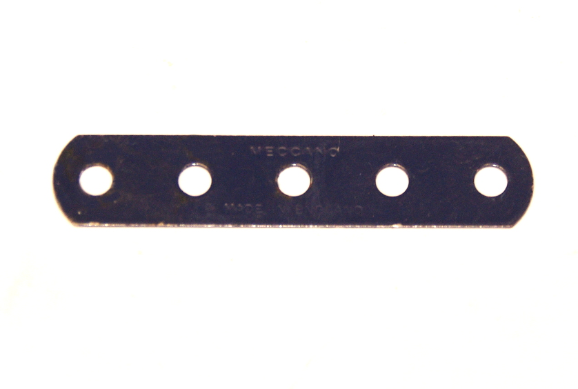 5 Standard Strip 5 Hole Dark Blue Original