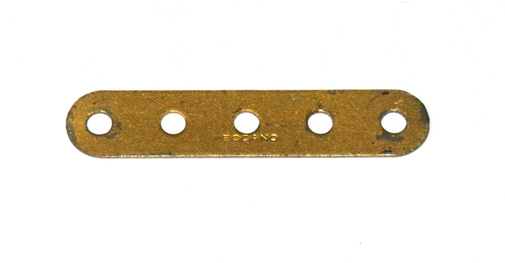 5 Standard Strip 5 Hole Gold Original