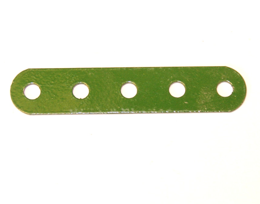 5 Standard Strip 5 Hole Green