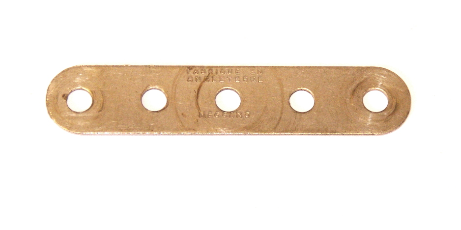 5 Standard Strip 5 Hole Nickel Original