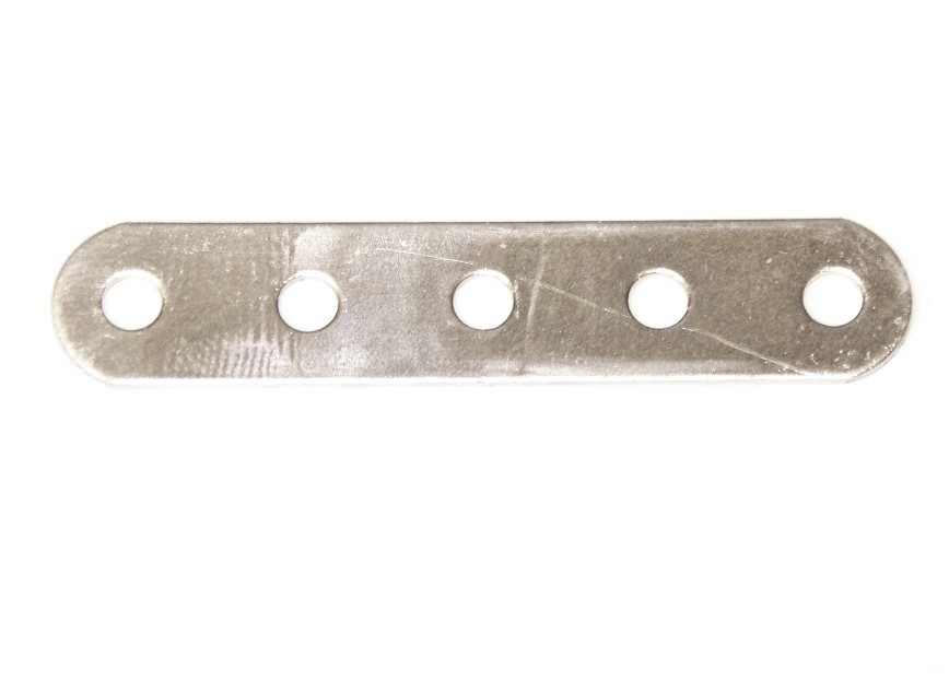 5 Standard Strip 5 Hole Zinc