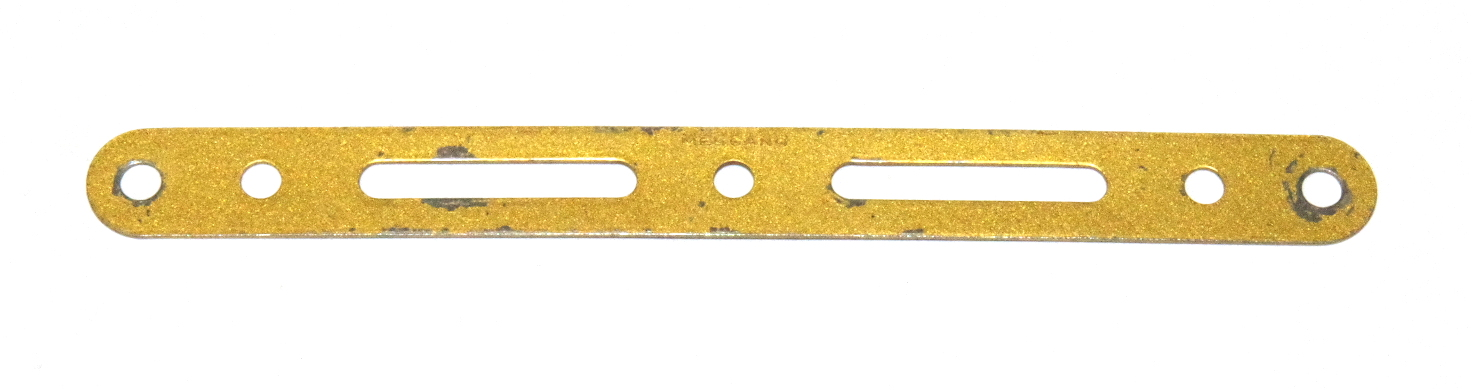 55 Slotted Strip 5½'' Gold Original