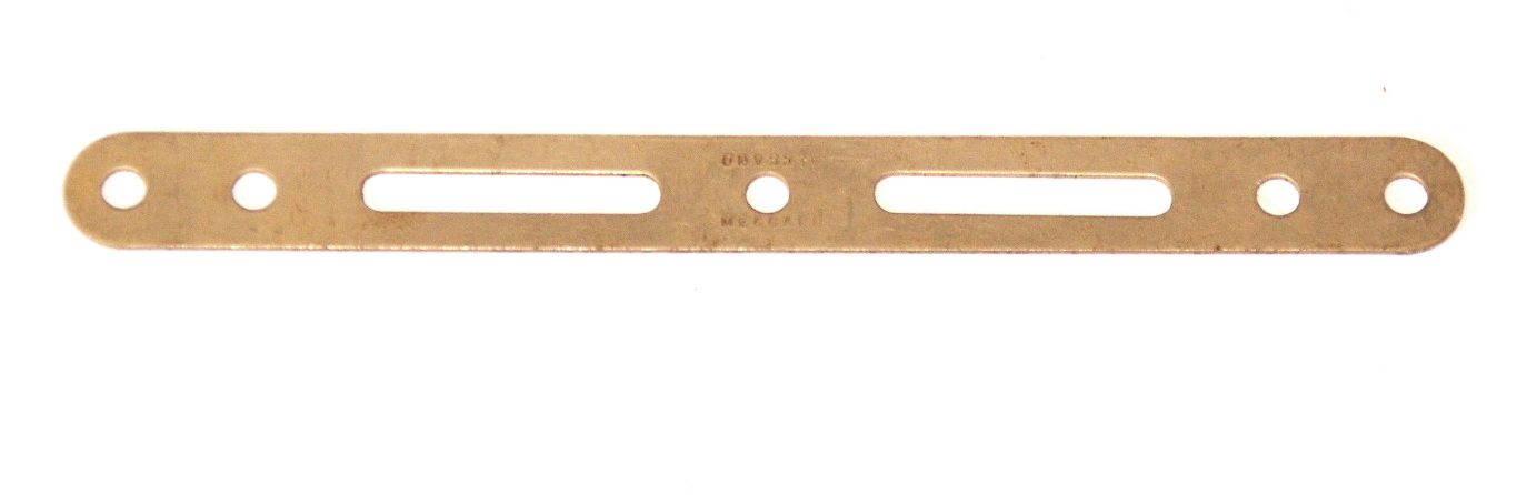 55 Slotted Strip 5½'' Nickel Original