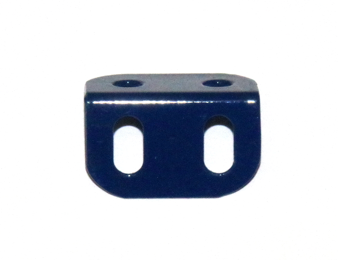 9L Angle Girder 2 Hole Dark Blue Used