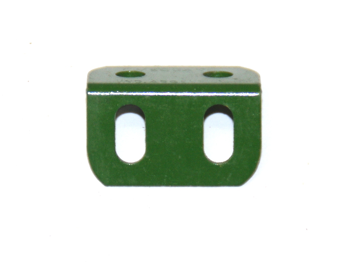 9L Angle Girder 2 Hole Mid Green Original