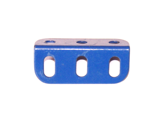 9f Angle Girder 3 Hole Blue Original