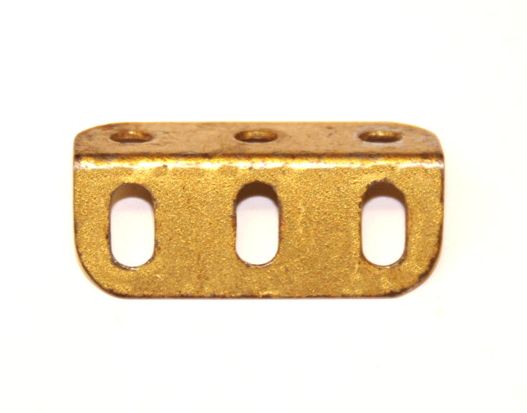 9f Angle Girder 3 Hole Gold Original