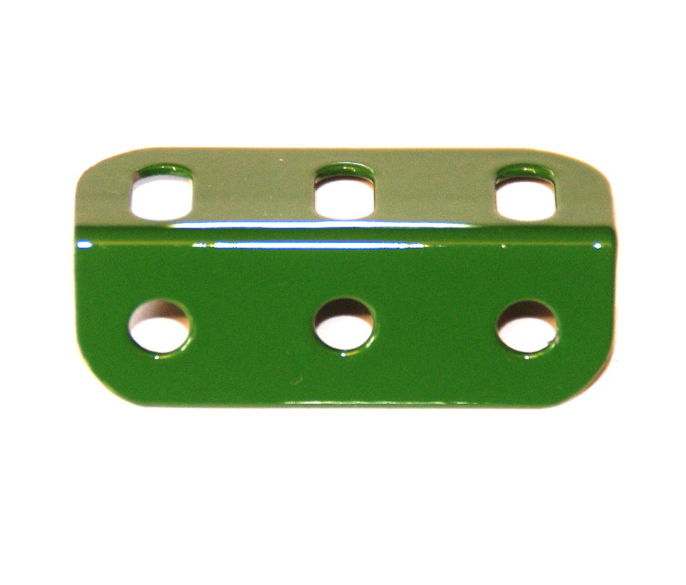 9f Angle Girder 3 Hole Green