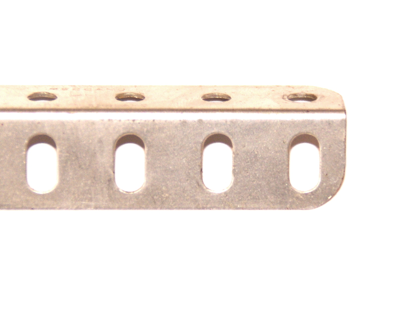 8 Angle Girder 25 Hole Silver Original