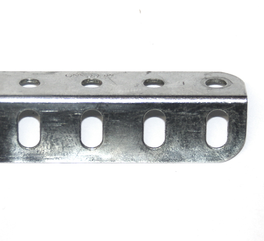 9a Angle Girder 9 Hole Zinc Original