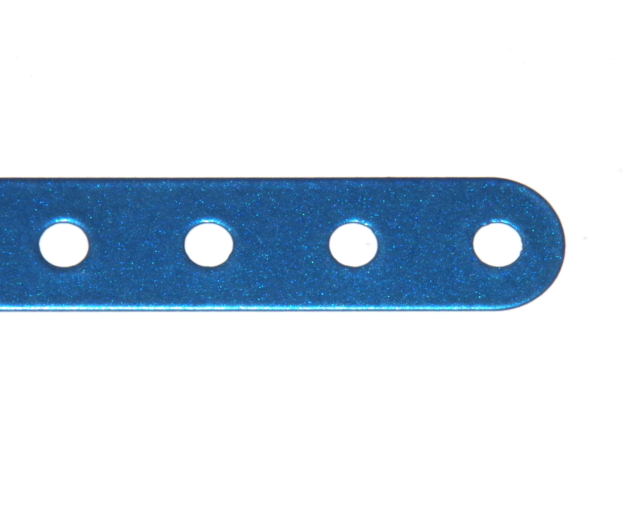 B488 Flexible Strip 7 Hole Blue Original