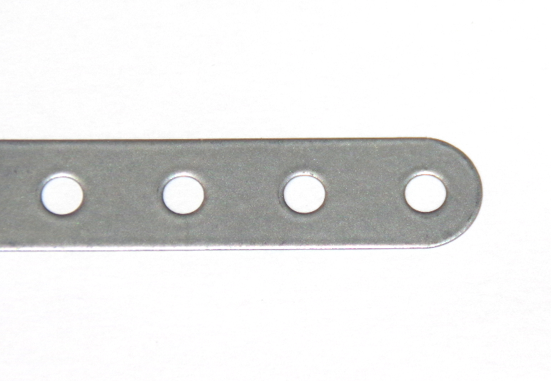 B482 Flexible Strip 9 Hole Silver Original