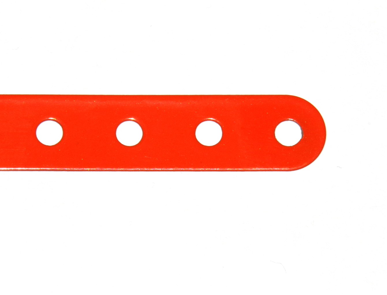 B488 Flexible Strip 7 Hole Orange Original