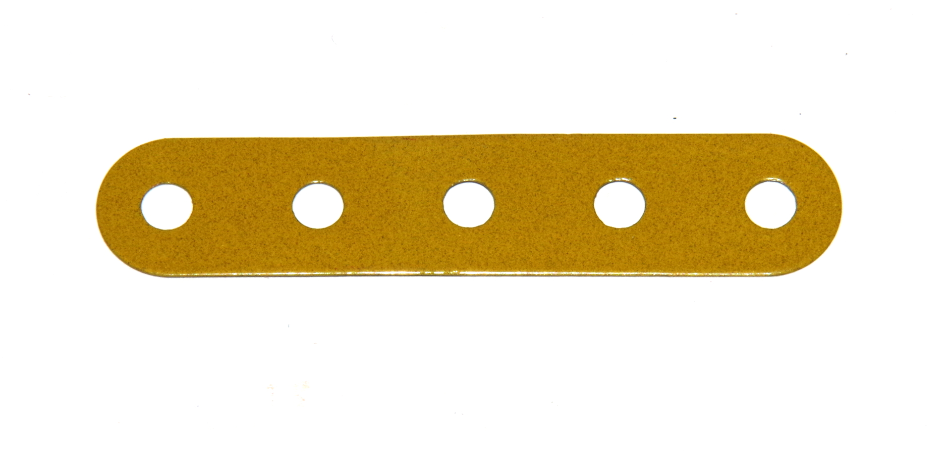 B487 Flexible Strip 5 Hole Mustard Yellow Original