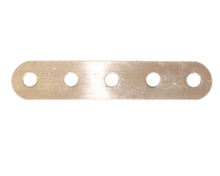 B487 Flexible Strip 5 Hole Stainless