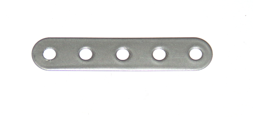 B487 Flexible Strip 5 Hole Silver Original