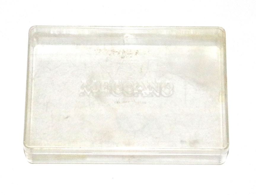 BX1-PL-O Plastic Storage Box 114mm x 78mm Original