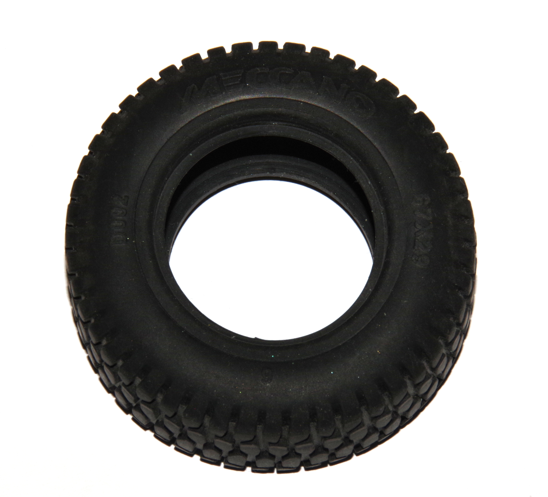 D002 Tyre Hollow 2¾'' x 1 1/8'' Black Original