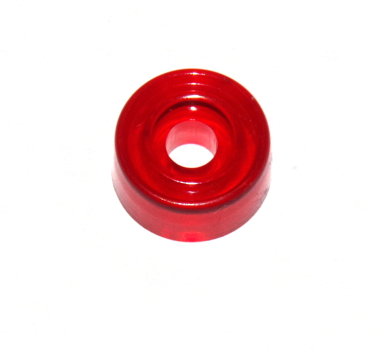 D236 Rear Light Circular Red Original