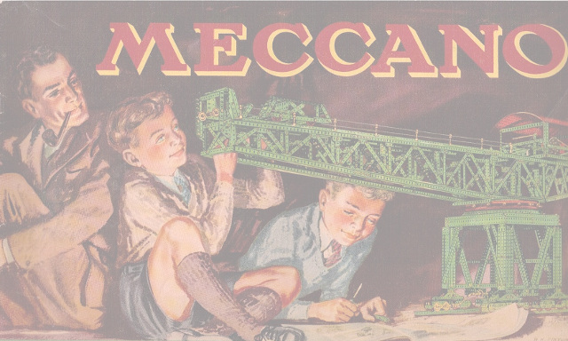 Meccano Spares Gift Voucher £20.00