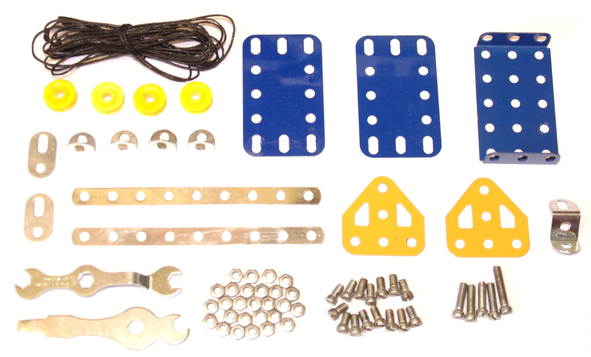 PK1 Pocket Meccano Set